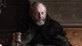 """'Game of Thrones' Actor Says The Showrunners Tried Turning Davos Seaworth Into A """"Perv"""""""