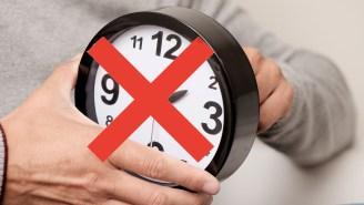 Resist Daylight Savings This Year