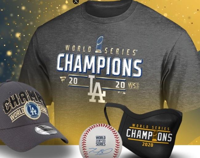 The Best Dodgers World Series Champions Merch Available To Buy Right Now