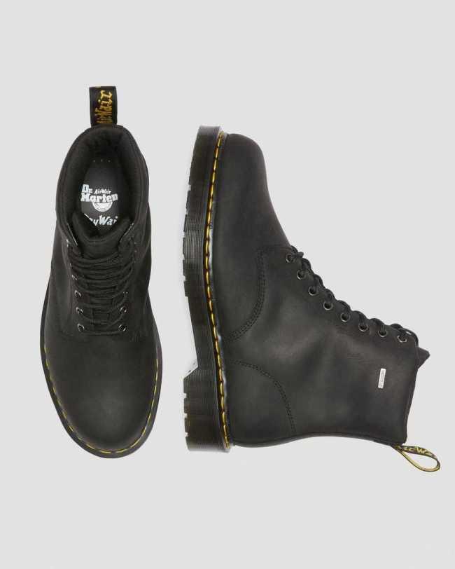 Dr. Martens 1460 Men's Waterproof Lace Up Boots