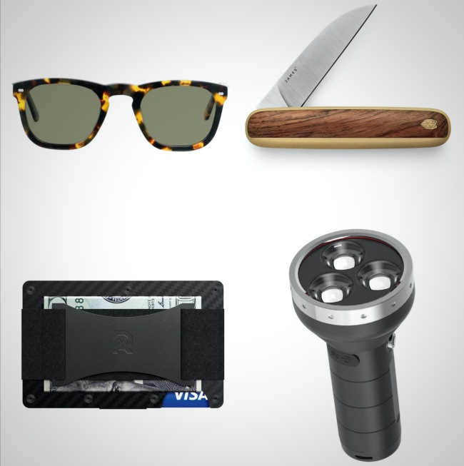 elevating everyday carry essentials