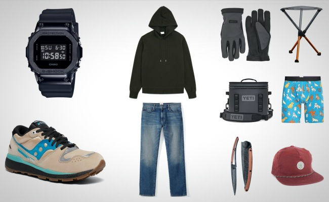 everyday carry essentials outdoors gear