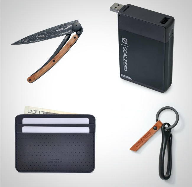 everyday carry essentials wishlist