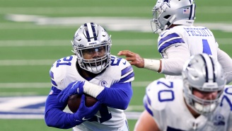 Why's Ezekiel Elliott Fumbling So Much? One (Ridiculous) Theory Has To Do With His Sleeves. No, Really