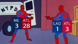 Sports Fans Mock The Braves For Becoming The Latest Atlanta Sports Team To Blow A Lead In The Playoffs After Game 7 Loss To Dodgers
