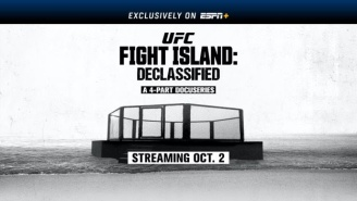 In Conversation with UFC 'Fight Island: Declassified' Director Rory Karpf