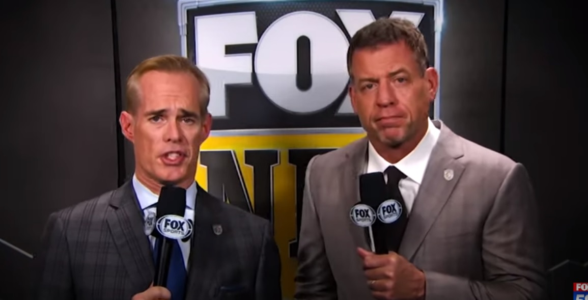 Video Of Joe Buck And Troy Aikman Mocking Military Flyovers Was Reportedly Leaked By FOX Sports Employee