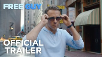 The New Trailer For 'Free Guy' Is Excellent, But It's Still Pretending It's Gonna Hit Theaters In December