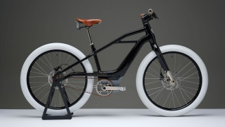 Harley-Davidson Starts Up New Electric Bicycle Company – Debuts Stunning E-Bike