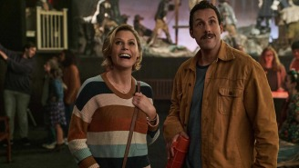 Adam Sandler's Preposterous 'Hubie Halloween' Features An Incredible 'Happy Gilmore' Cameo