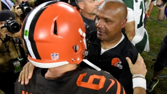 Hue Jackson Hints That A New Book About His Browns Tenure Will Completely Expose The Franchise