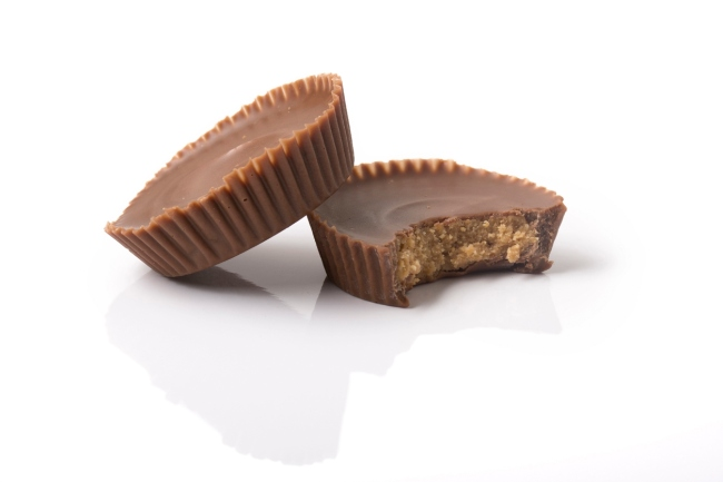 peanut butter and chocolate combination