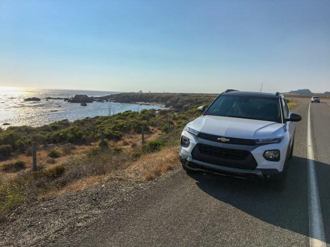 2021 Chevy Trailblazer Activ review