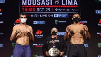 Bellator 250 Preview: Is Mousasi vs. Lima the Best Middleweight Fight This Weekend?