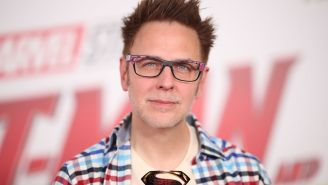 """James Gunn Says Directing A Superman Movie Was """"A Possibility"""" Before Signing Onto 'The Suicide Squad'"""