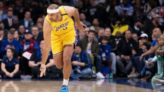 Lakers Scrub Jared Dudley Takes Final Dump On Clippers, Says He And Teammates Laughed After Blowing 3-1 Lead