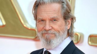 Academy Award Winner Jeff Bridges Shares Cancer Diagnosis As Only He Could, Says Prognosis Is Good