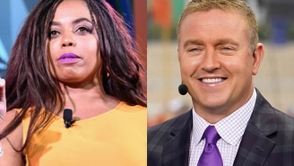 Jemele Hill Reacts To Kirk Herbstreit Blocking Her On Twitter By Pulling The 'I Just Think It's Funny' Card