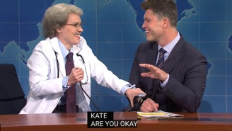 Forget Bill Burr – Kate McKinnon Breaking Character Was The SNL Moment Of The Weekend