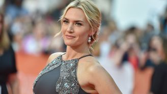 Beloved Academy Award Winner Kate Winslet Looks Categorically Absurd Whilst Filming 'Avatar 2'
