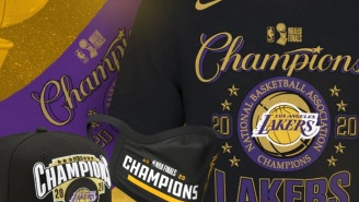 The Best Lakers NBA Championship Merch Available To Buy Right Now