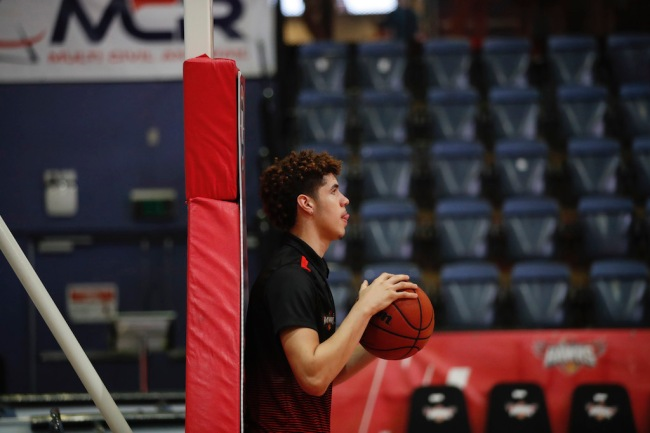 Report claims LaMelo Ball hasn't performed well in pre-draft interviews and the result could be dropping down in the NBA Draft
