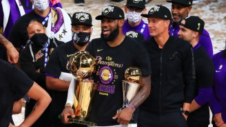 Is LeBron James Or Michael Jordan The GOAT? New Map Reveals Where Fans Now Stand After James' Latest Title