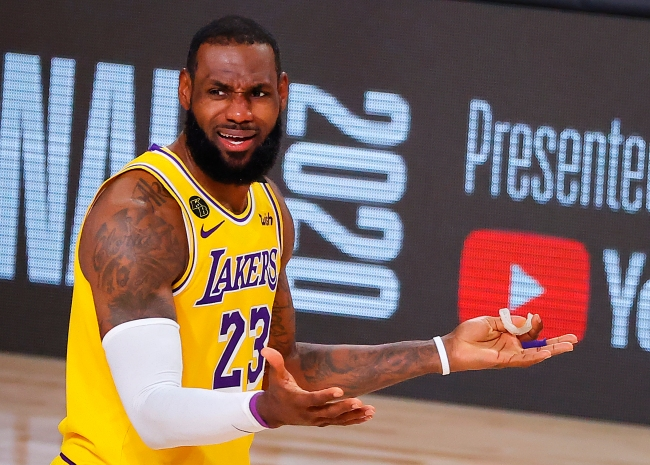 Lakers star LeBron James shares the one NBA Finals loss that still haunts him to this day