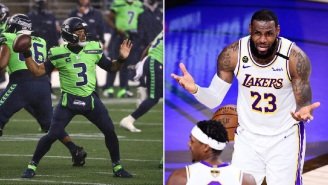 The NFL Destroys The NBA Finals In Ratings, Vikings-Seahawks Had Twice As Many Viewers As Heat-Lakers Game 6 On Sunday