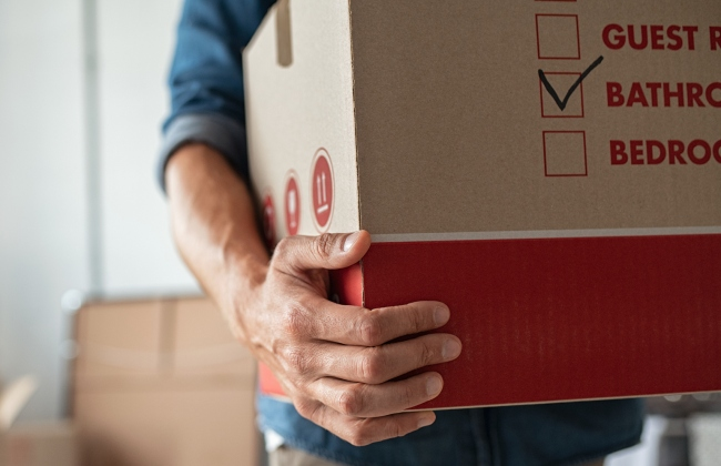 best and worst parts of moving