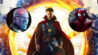 Doctor Strange Set To Appear In 'Spider-Man 3', Confirming Multiverse Chaos Is On Its Way To The MCU