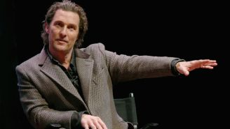 Matthew McConaughey Opens Up About His Dad Predicting His Own Death – Right Down To How It Would Happen