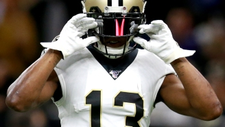 Saints' All-World WR Michael Thomas Allegedly Fought With Coaches, Leading To His Suspension For 'MNF' Game