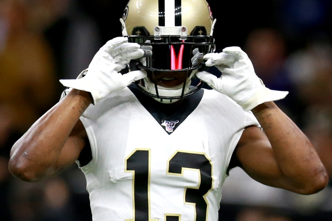 Saints All-Pro WR Michael Thomas was allegedly suspended for MNF game versus Chargers for getting into argument with coaches, including head coach Sean Payton