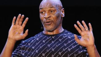 Mike Tyson Was In VERY Rough Shape During A TV Interview Where He Slurred His Words And Almost Fell Asleep