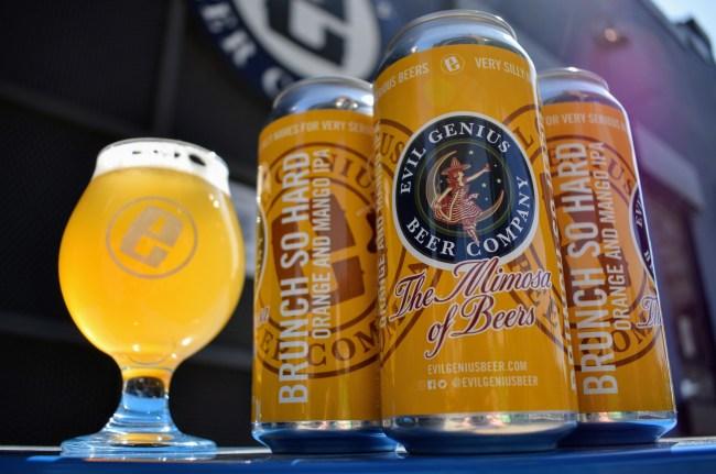 mimosa beer evil genius high life