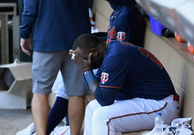 After the Minnesota Twins dropped a record 18th-straight MLB playoff game, Twitter pointed out that betting against them each time would make you a millionaire