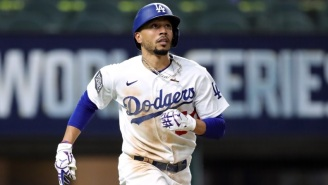 Baseball Fans Mock The Red Sox For Trading Away Mookie Betts After Betts' Historic World Series Game For The Dodgers