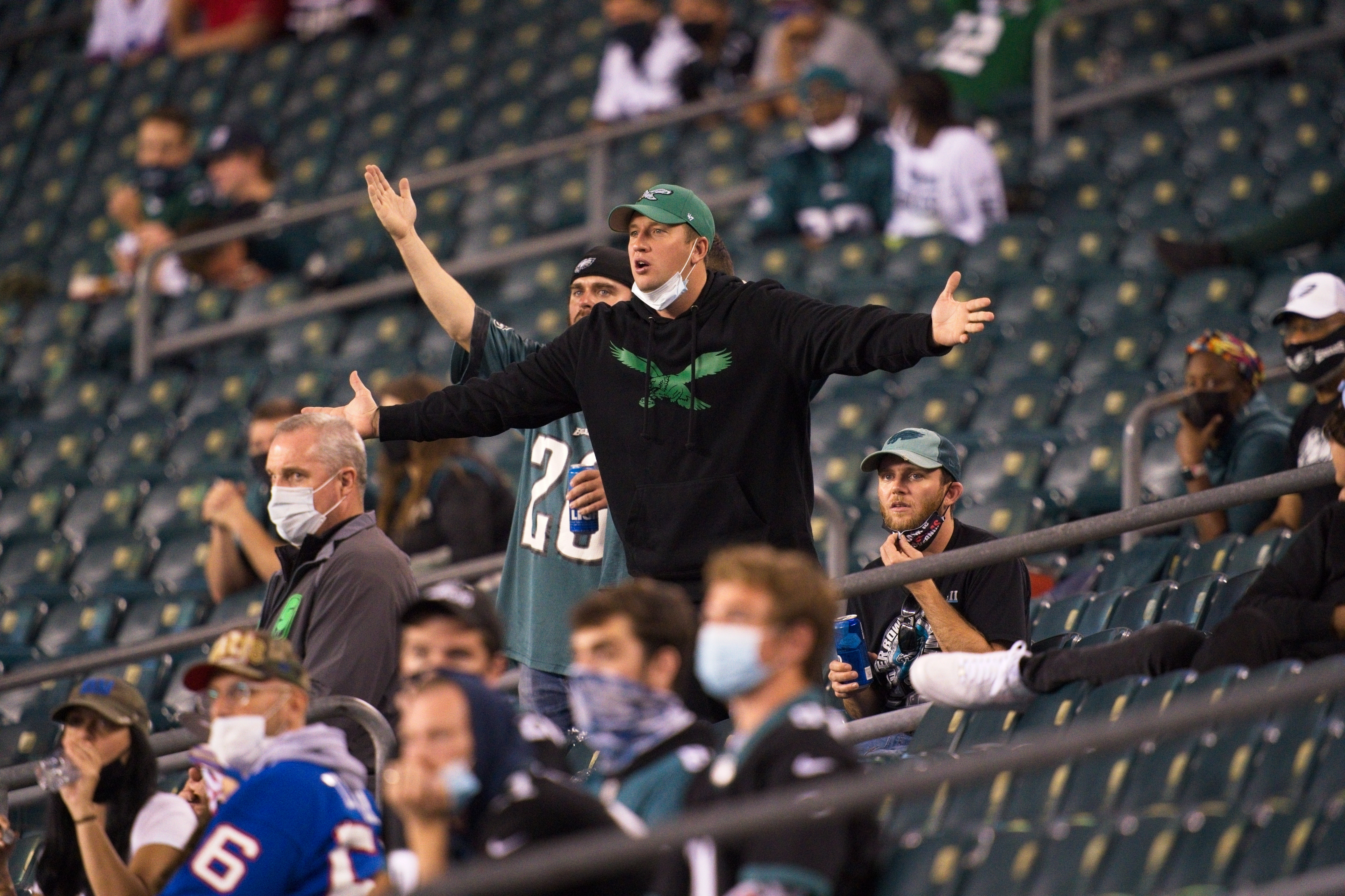 Survey Reveals The Most Annoying NFL Fans And The Players Who Whine More Than Anybody Else