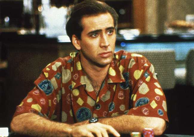 Nicolas Cage Once Turned $200 Into $20K At A Casino, Promptly Donated It All To An Orphanage, And Never Gambled Again