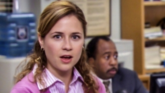 This Girl On TikTok Looks EXACTLY Like A Young Pam From 'The Office'