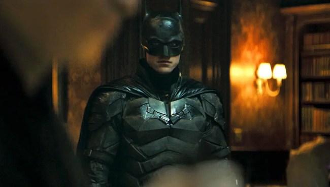 pattison batman