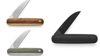 The Pike Pocket Knife Is A Sleek Tool That's Perfect For Everyday Carry