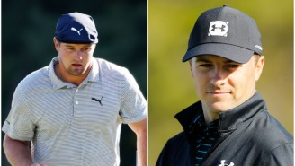 Jordan Spieth Thinks The Masters Is Bryson DeChambeau's To Lose