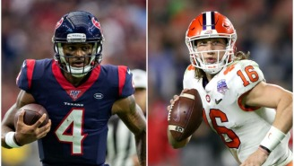 Dabo Swinney Explains That There Really Aren't Any Differences Between Trevor Lawrence And Deshaun Watson
