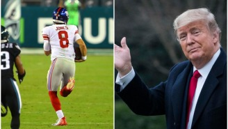 Eagles-Giants Thursday Night Football Ratings Dominated By Final Presidential Debate