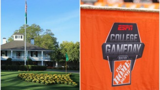Augusta National Will Host College Gameday On Saturday Of The Masters