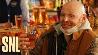 Bill Burr's SNL Sketch Making Fun Of Sam Adams Pumpkin Beer Is Spot-On