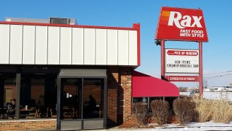 At One Point There Were Over 500 Rax Roast Beast Fast Food Locations But This TV Commercial Killed The Chain Forever