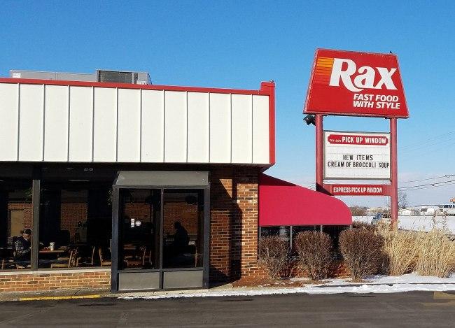 Rax Roast Beef